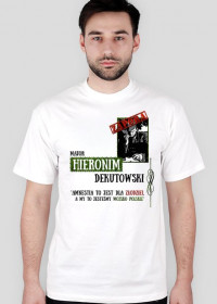Koszulka - Major Zapora