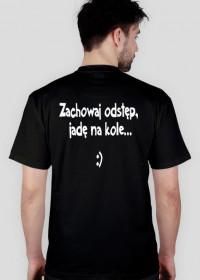 koszulka zachowaj odstęp