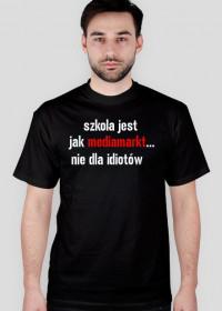 koszulka szkoła jeste jak...
