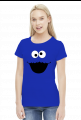Koszulka Ciasteczkowy Potwór damska