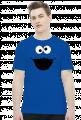 Koszulka z Ciasteczkowym Potworem (Cookie Monster)