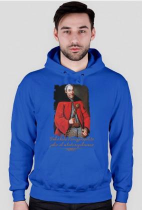 Bluza z kapturem - Zamoyski