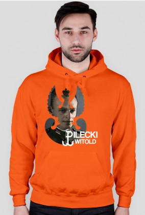 Bluza z kapturem - Pilecki