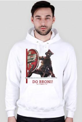 Bluza z kapturem - Do broni!