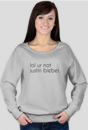 Justin Bieber jumper