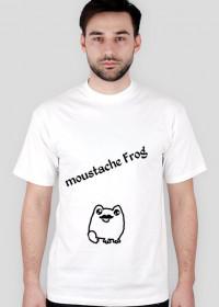 Moustache Frog Męski Dorosły