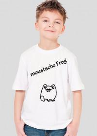 Moustache Frog Chłopięcy Dziecięcy