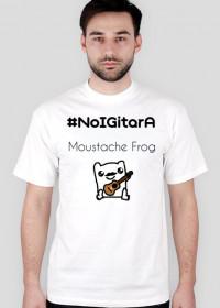 Moustache Frog #NoIGitarA Dorosły Męski
