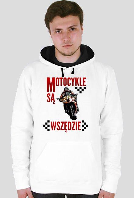 Motocykle są wszędzie bluza