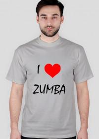 T-shirt I Love ZUMBA