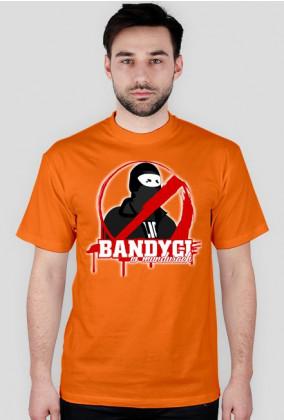 T-Shirt - Bandyci w mundurach - MixKolorów - Męski