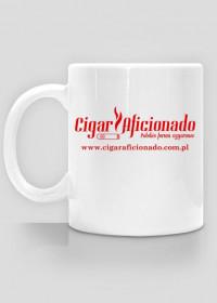 Kubek CigarAficionado #red