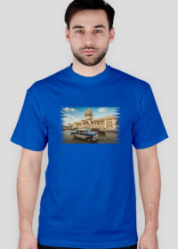 Koszulka CigarAficionado Cuba