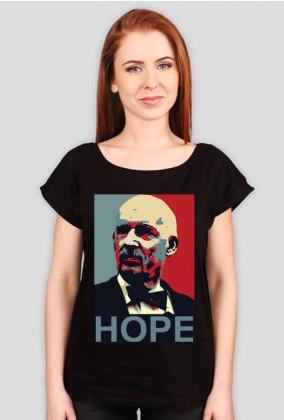 Korwin HOPE - koszulka damska