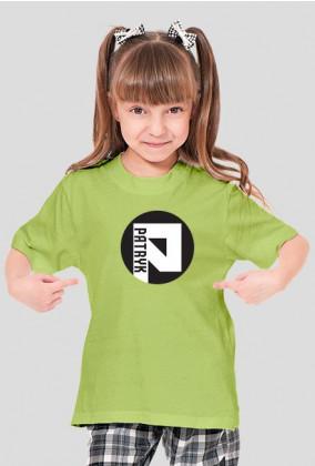 "Patryk Kumór - LOGO T-SHIRT ""Kids"""