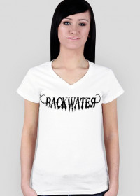 Ladies T-shirt Backwater