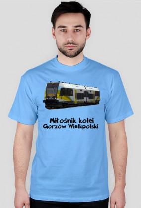 """Koszulka """"Kolej w różnych epokach"""""""