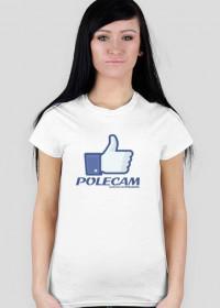 Koszulka PolecamNS (Damska)