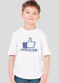 Koszulka PolecamNS (Dziecięca)