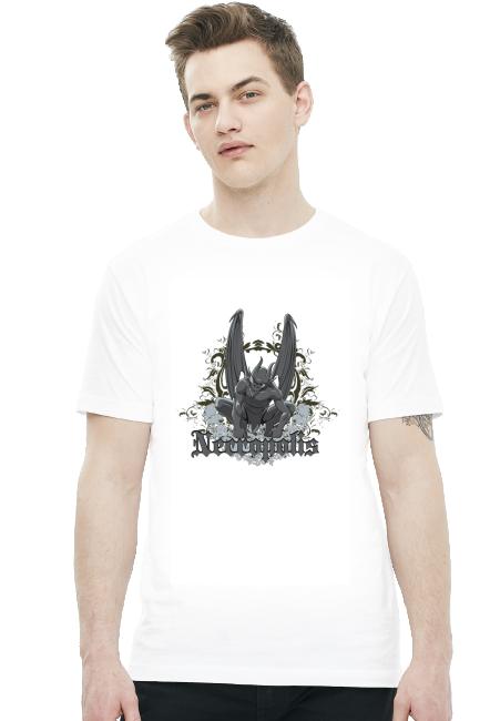 Koszulka - Nekropolis - koszulki nietypowe, śmieszne - chcetomiec.cupsell.pl