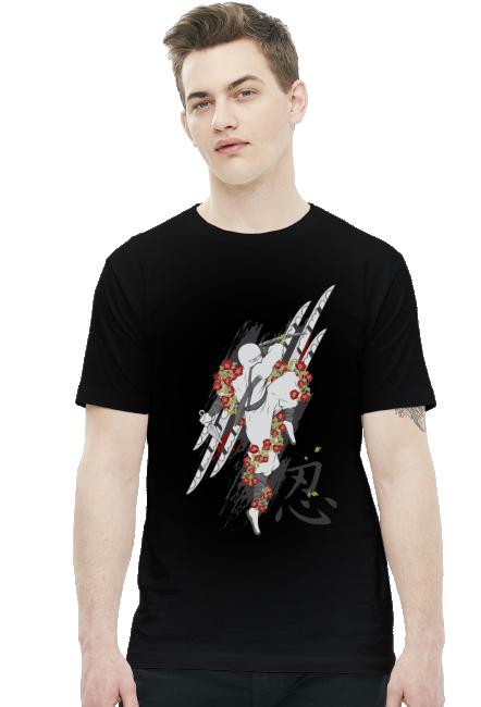 Koszulka - Ninja - koszulki nietypowe, śmieszne - chcetomiec.cupsell.pl