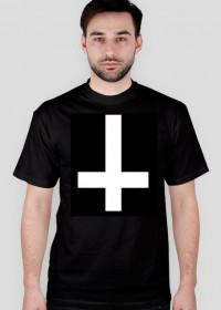 Inverted Cross black