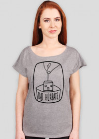 Daj herbatowa koszulka!