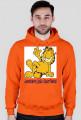 Jestem jak Garfield- Bluza Męska