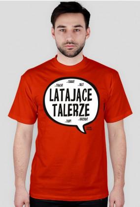 LATAJĄCE TALERZE - Szalone Koszulki