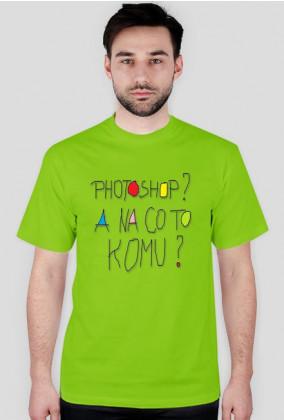 Koszulka grafika - Photoshop