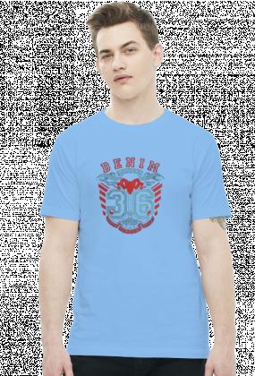 Denim t-shirt