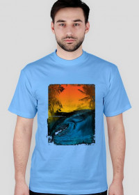 T-shirt Hawaii