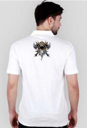 Wings/Skull Polo