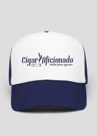 Czapka #CigarAficionado_blue