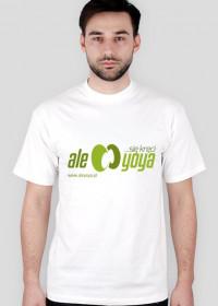 Koszulka Aleyoya Biała