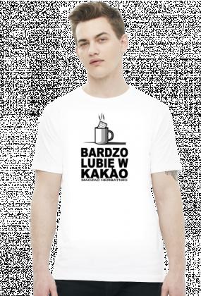 Lubię w Kakao White Men T-Shirt