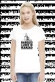 Lubię w Kakao White Women T-Shirt