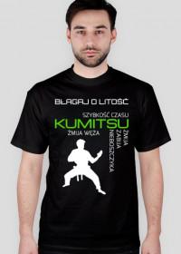 Koszulka KUMITSU ORB EX MCH BWG