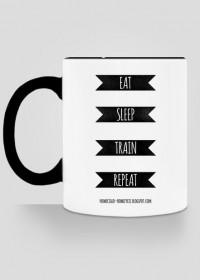 Kubek Eat, Sleep, Train, Repeat