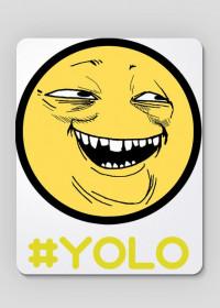 Podkładka pod mysz #YOLO