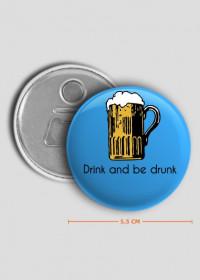 Otwieracz do Piwa drunk 1 sztuka