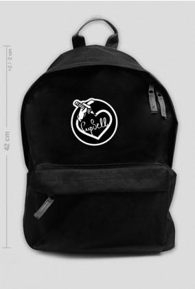 Plecak czarny duży