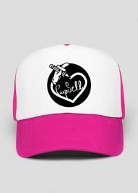 Czapka Trucker różowa