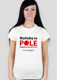 Jestem z Małopolski (Damska)