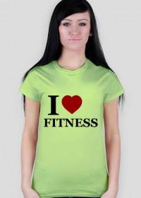 DorStyle-koszulka damska.(taniec,fitness)