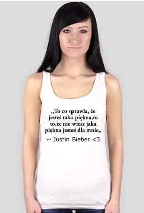 Cytat - Justin Bieber