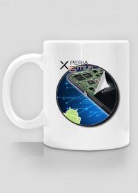Kubek XperiaSite.pl - małe logo