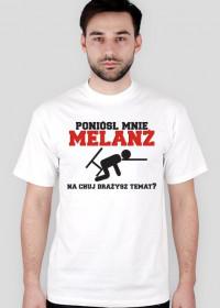 Koszulka PONIÓSŁ MNIE MELANŻ