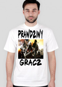 Koszulka Prawdziwy Gracz Rozmiar. L