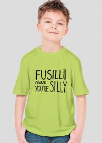 Silly fusilli